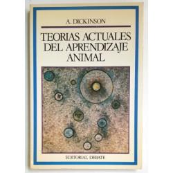 TEORÍAS ACTUALES DEL APRENDIZAJE ANIMAL