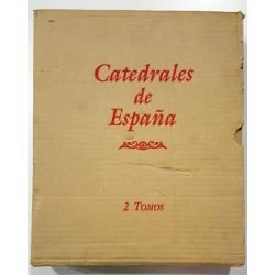 CATEDRALES DE ESPAÑA 2 TOMOS