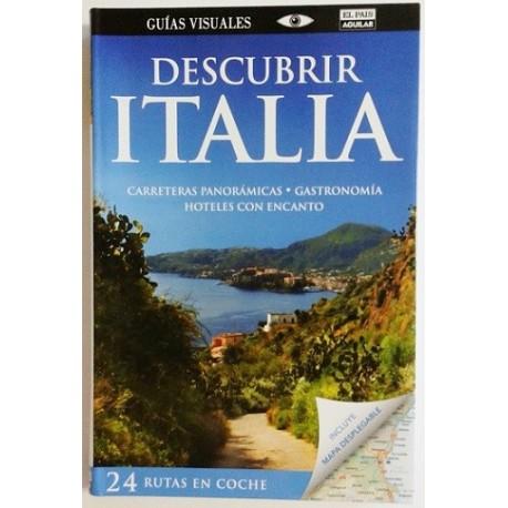 DESCUBRIR ITALIA + MAPA DESPLEGABLE