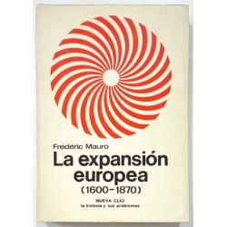 LA EXPANSIÓN EUROPEA 1600-1870