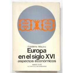 EUROPA EN EL SIGLO XVI, ASPECTOS ECONÓMICOS