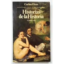 HISTORIAS DE LA HISTORIA. CUARTA SERIE