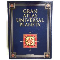 GRAN ATLAS UNIVERSAL PLANETA