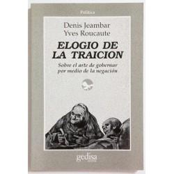 ELOGIO DE LA TRAICIÓN