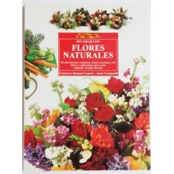 DECORAR CON FLORES NATURALES