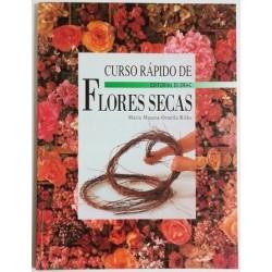 CURSO RÁPIDO DE FLORES SECAS
