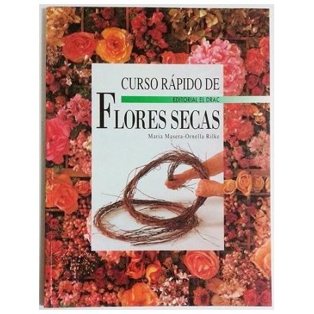 CURSO RAPIDO DE FLORES SECAS