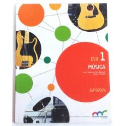 MÚSICA 1º ESO + CD