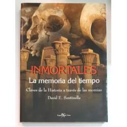 INMORTALES. LA MEMORIA DEL TIEMPO