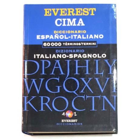 DICCIONARIO ESPAÑOL ITALIANO / ITALIANO SPAGNOLO