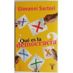QUÉ ES LA DEMOCRACIA?