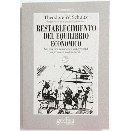 RESTABLECIMIENTO DEL EQUILIBRIO ECONÓMICO