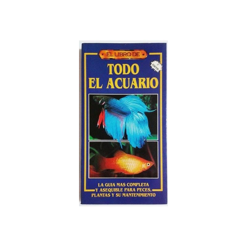 Todo el acuario librer a rola libros for Todo para acuarios