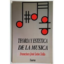 TEORÍA Y ESTÉTICA DE LA MÚSICA