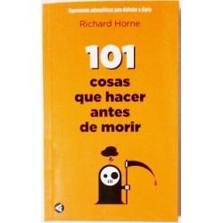 101 COSAS QUE HACER ANTES DE MORIR