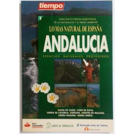 ANDALUCÍA. ESPACIOS NATURALES PROTEGIDOS