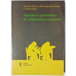 APUNTES Y PROBLEMAS DE MATEMÁTICA SUPERIOR