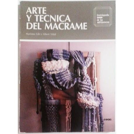 ARTE Y TÉCNICA DEL MACRAME