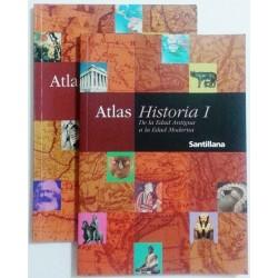 ATLAS HISTORIA. 2 VOLS.