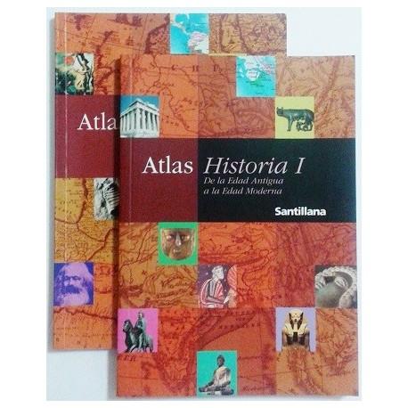 ATLAS HISTORIA. 2 VOLS