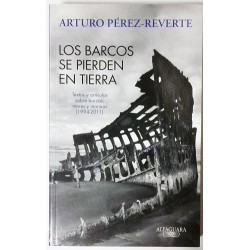 LOS BARCOS SE PIERDEN EN TIERRA