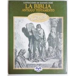 LA BIBLIA. ANTIGUO Y NUEVO TESTAMENTO (2 VOLS.). EDICIÓN ILUSTRADA