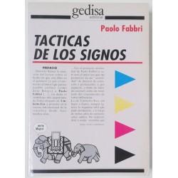 TÁCTICAS DE LOS SIGNOS