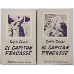EL CAPITÁN FRACASSE. 2 TOMOS