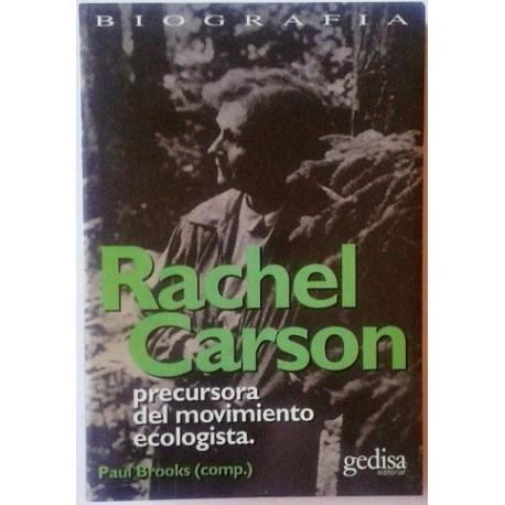 RACHEL CARSON. PRECURSORA DEL MOVIMIENTO ECOLOGISTA