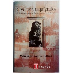 CON LUZ Y TAQUÍGRAFOS