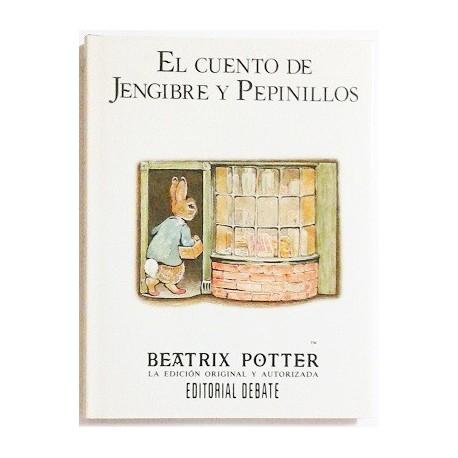 EL CUENTO DE JENGIBRE Y PEPINILLOS