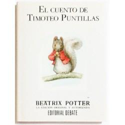 EL CUENTO DE TIMOTEO PUNTILLAS