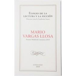 ELOGIO DE LA LECTURA Y LA FICCIÓN. DISCURSO ANTE LA ACADEMIA SUECA