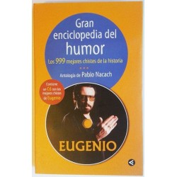 GRAN ENCICLOPEDIA DEL HUMOR (CON CD)