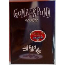 GOMAESPUMA: 20 AÑOS (CON 2 CDS)