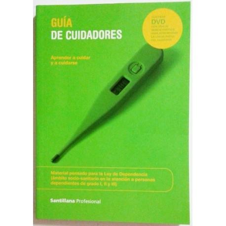 GUÍA DE CUIDADORES CON DVD