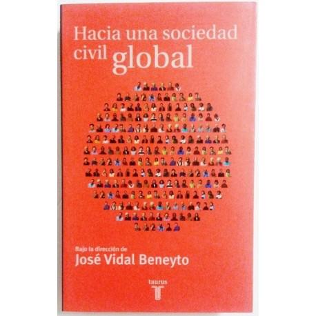 HACIA UNA SOCIEDAD CIVIL GLOBAL