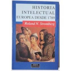 HISTORIA INTELECTUAL EUROPEA DESDE 1789