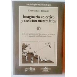 IMAGINARIO COLECTIVO Y CREACIÓN MATEMÁTICA