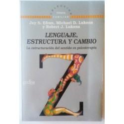 LENGUAJE, ESTRUCTURA Y CAMBIO