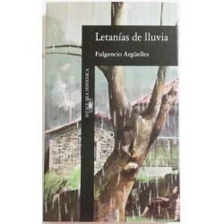 LETANÍAS DE LLUVIA