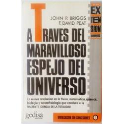 A TRAVÉS DEL MARAVILLOSO ESPEJO DEL UNIVERSO