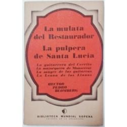 LA MULATA DEL RESTAURADOR
