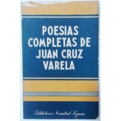 POESÍAS COMPLETAS DE JUAN CRUZ VARELA
