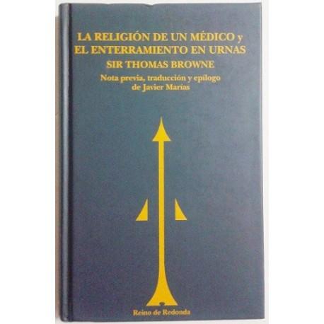 LA RELIGIÓN DE UN MÉDICO Y EL ENTERRAMIENTO EN URNAS