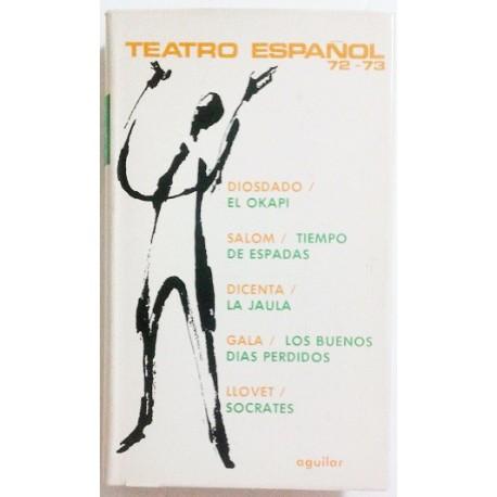 TEATRO ESPAÑOL 72-73