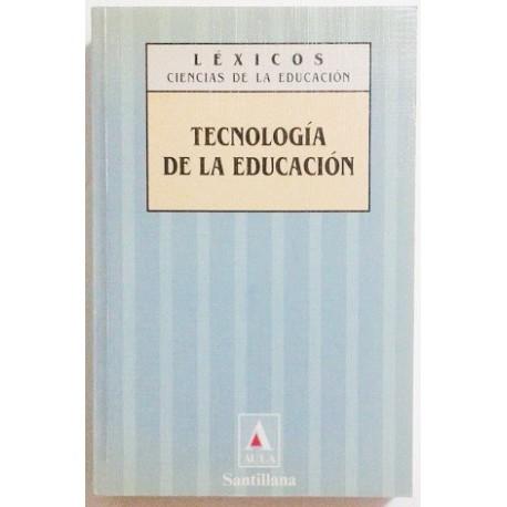 TECNOLOGIA DE LA EDUCACION