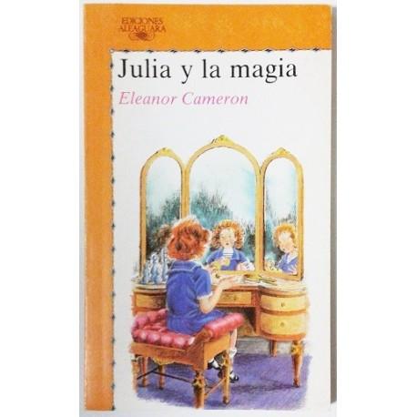 JULIA Y LA MAGIA