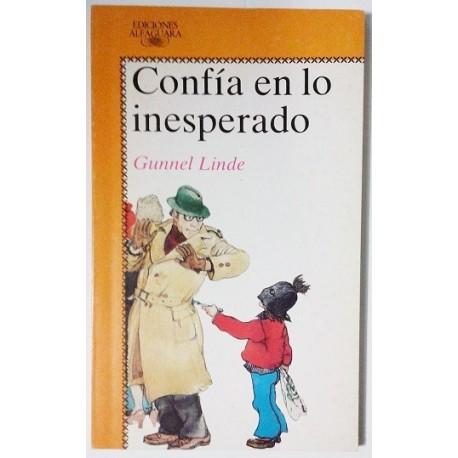 CONFIA EN LO INESPERADO