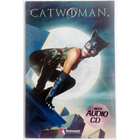 CATWOMAN + CD